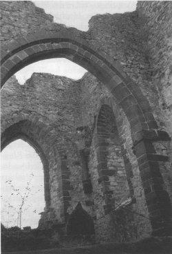abb. 125 burg chorraum der burgkapelle